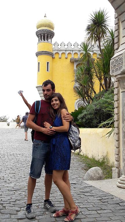 Emilie et Cédric