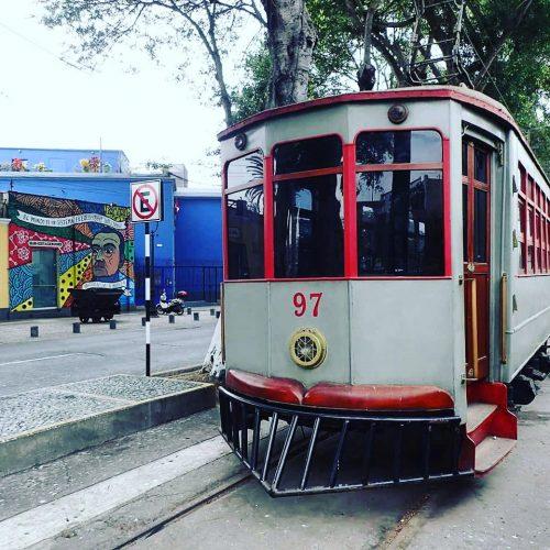 Le dernier tram de Lima