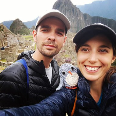 Les Avencurieux au Machu Picchu
