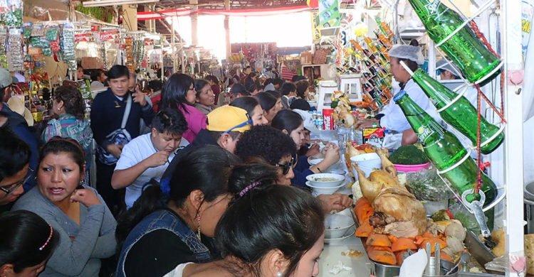 Marché de Cusco