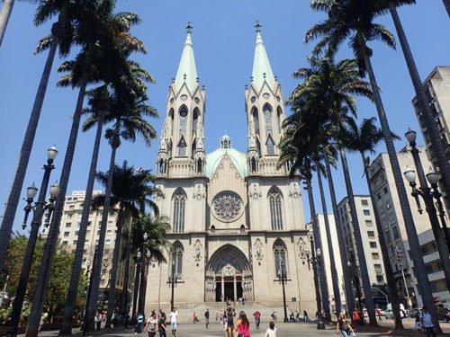 La cathédrale de la Sé