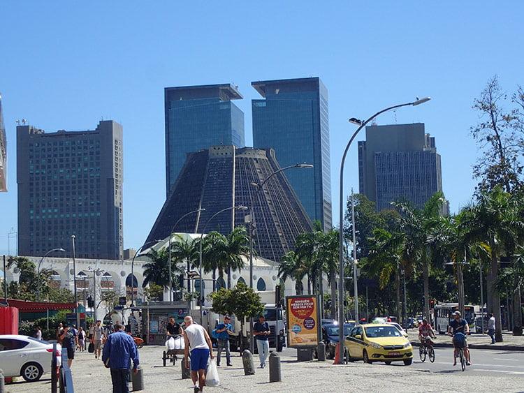 Cathédrale de Rio