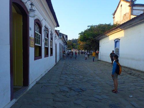 Centre historique de Paraty