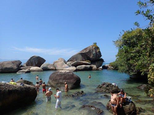 La piscine naturelle de Cachadaço