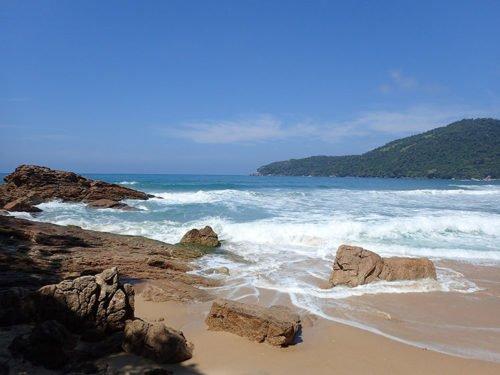 La plage de Cachadaço