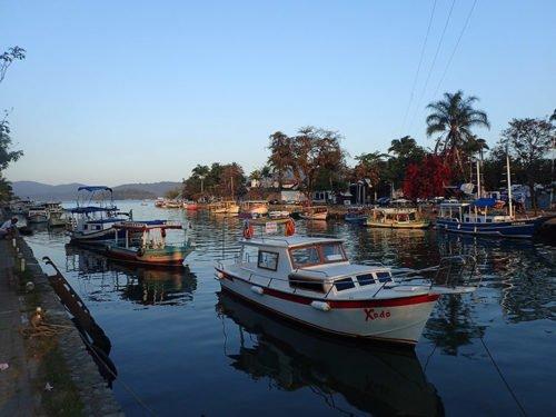 Le port de Paraty