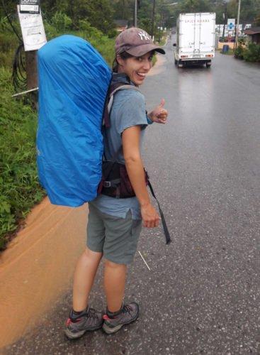 Protection de pluie pour sac à dos