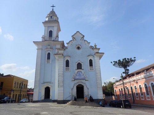 Eglise à Curitiba