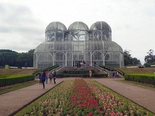 Parc botanique de Curitiba