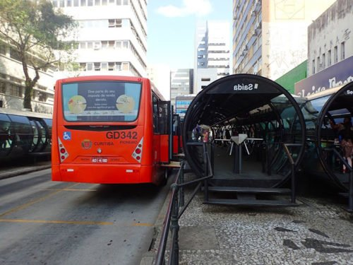 Stations tube Curitiba