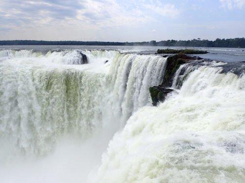 La Garganta del Diablo à Puerto Iguazu