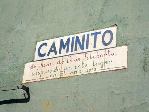 Le Caminito, rue historique de la Boca