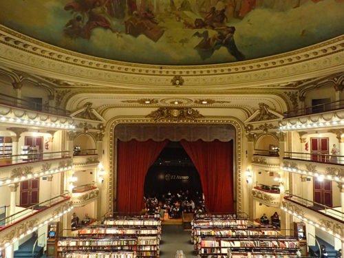 Librairie El Ateneo Grand Splendid