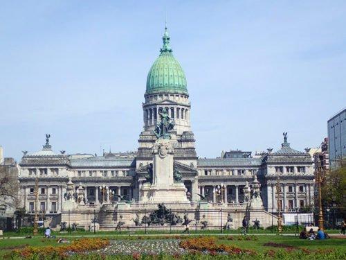 Palacio del Congreso de la Nacion Argentina