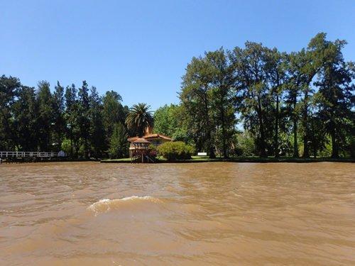 Une villa à Tigre au bord du delta du Paraná