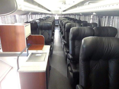 Bus tout confort en Argentine