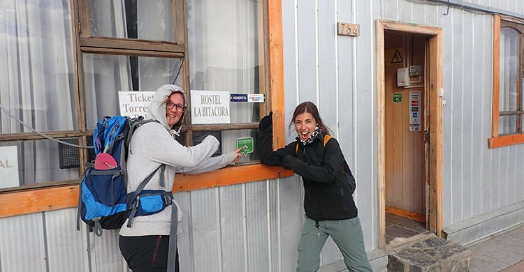 La Bitacora Hostel à Puerto Natales