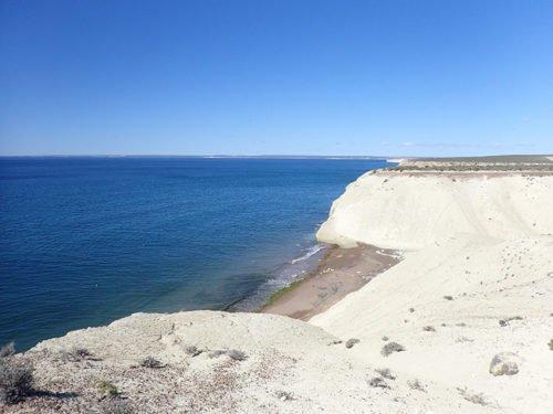 La plage d'El Doradillo