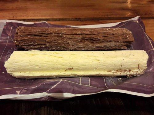 Le chocolat en rama de Rapa Nui à Bariloche