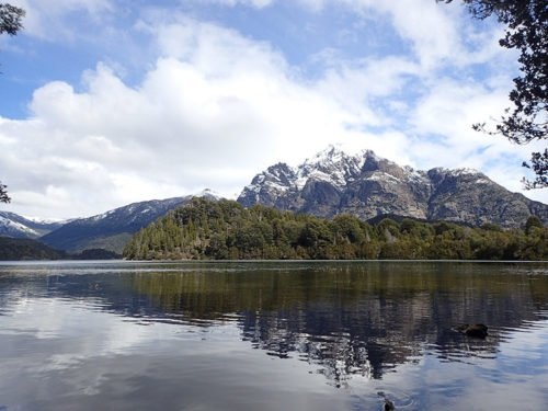 Le magnifique lac Escondido