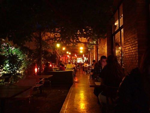 Restaurant Anna Bistro à Mendoza