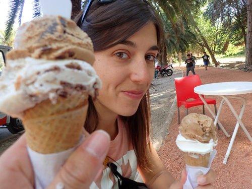 Les délicieuses glaces de chez Ferruccio Soppelsa