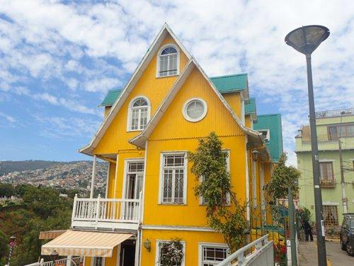 Maison au Cerro Concepcion