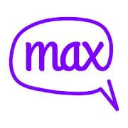 Logo de la banque Max