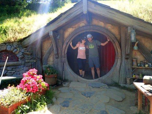 Les Avencurieux à Hobbiton