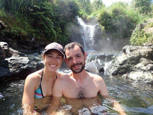 Les Avencurieux aux Spa Pools du Otumuheke Spa Park