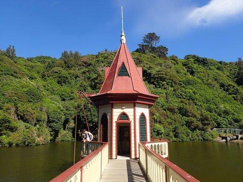 Le parc Zealandia en Nouvelle-Zélande
