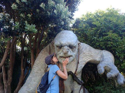 Troll à la Weta Cave