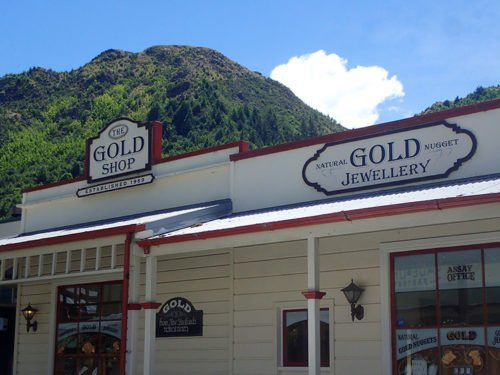 Gold Shop à Arrowtown