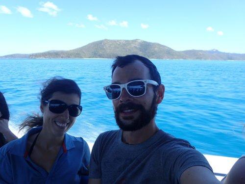 Les Avencurieux se dirigent vers les îles Whitsunday