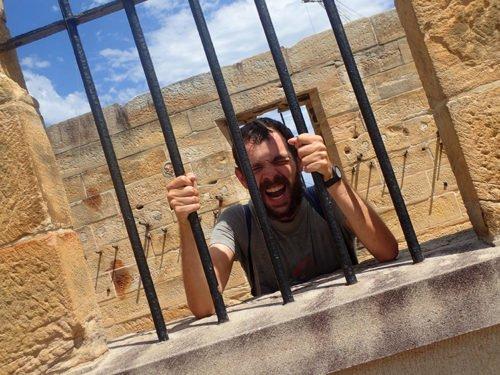 Le dernier prisonnier de Cockatoo Island