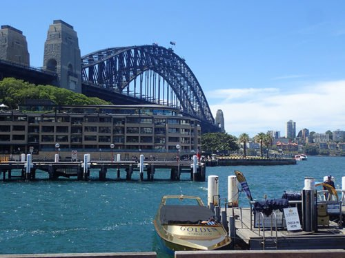 Le Harbour Bridge