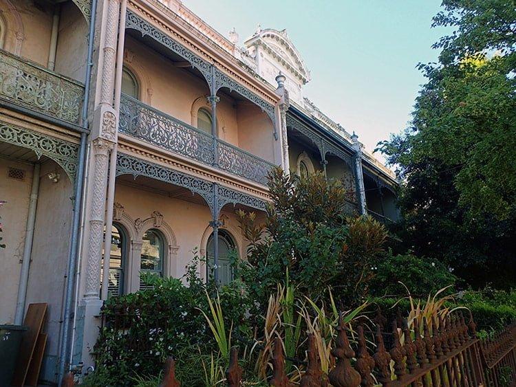 Maison dans le quartier Fitzroy