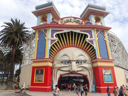 Luna Park de Saint Kilda