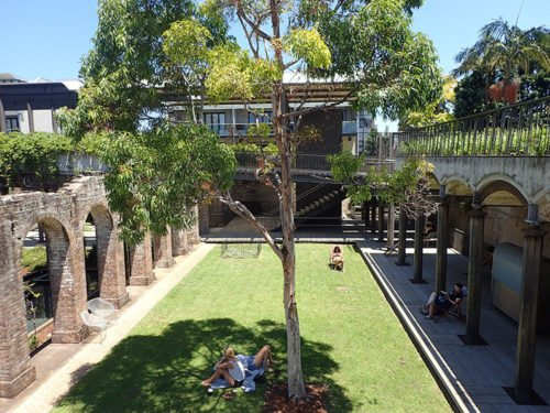 le Paddington Reservoir Gardens à Sydney