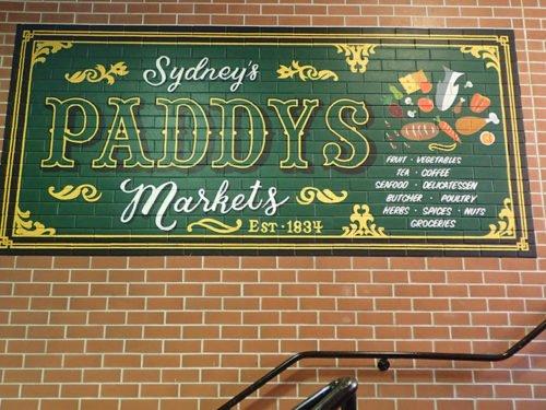 Le Paddys Markets de Sydney