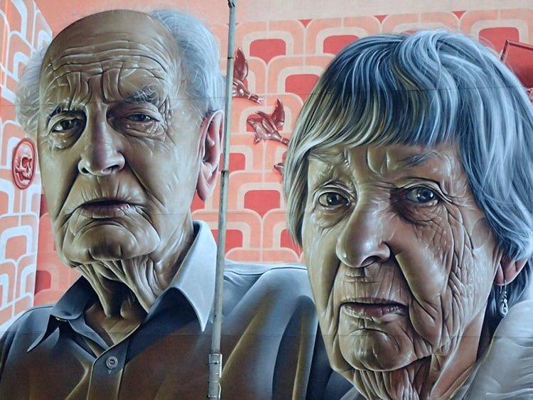 Street art saisissant de réalisme à Melbourne