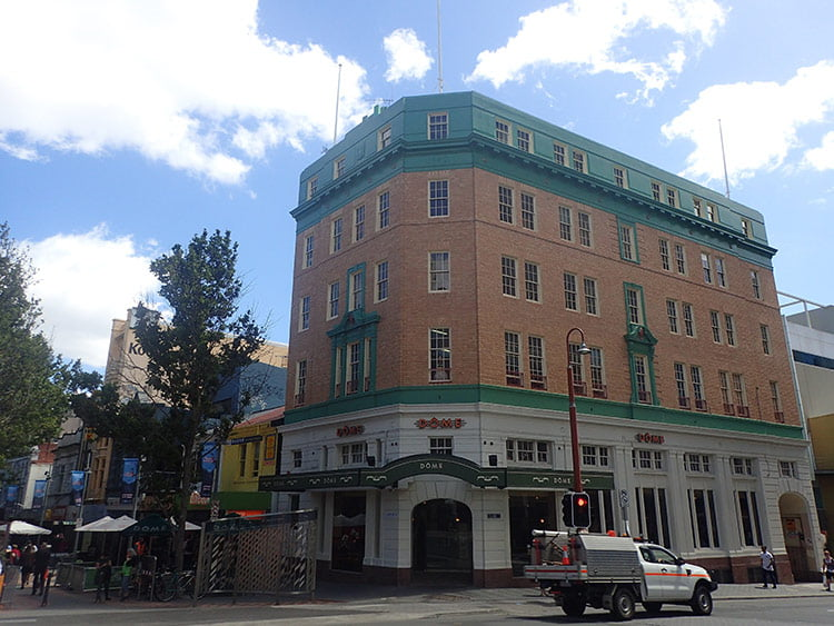 Immeuble à Hobart