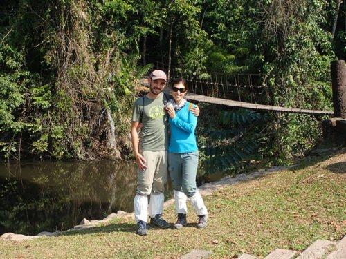 Cédric et Emilie en Thaïlande