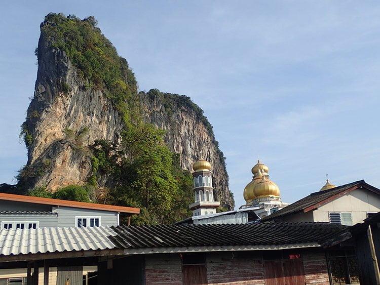 La ville sur pilotis de Koh Panyee