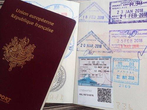 Votre passeport est précieux, gardez-le en sécurité