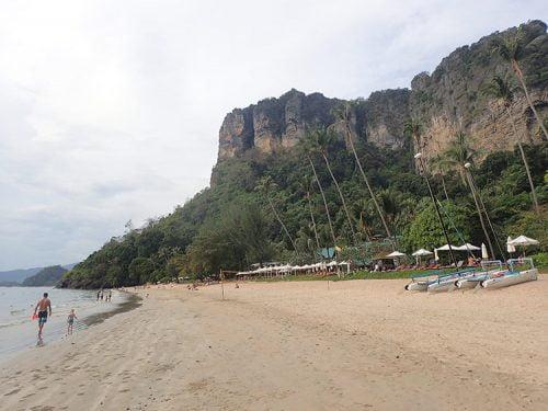 La petite plage de Pai Plong