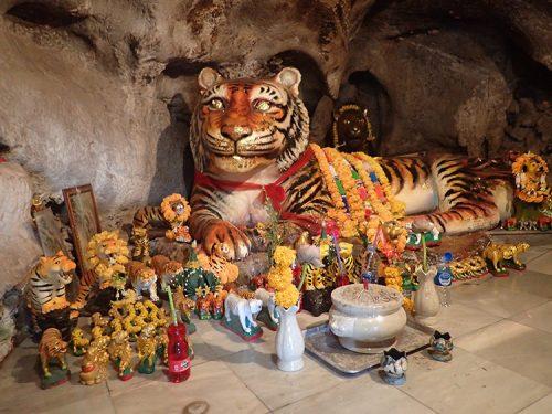 Temple de la grotte du tigre