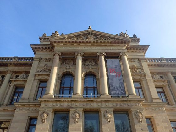 La Bibliothèque Universitaire de Strasbourg