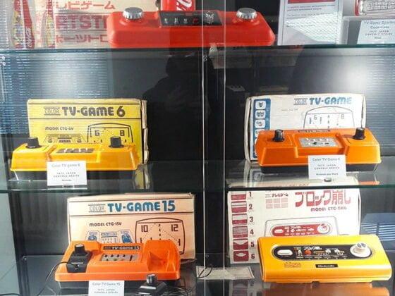 Consoles de jeux au Pixel Museum à Schiltigheim