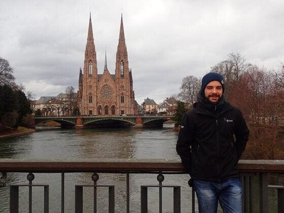 L'église Saint-Paul, à Strasbourg